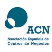 logotipo de la ACN Asociación Española Centros Negocios
